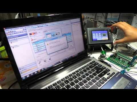พื้นฐานการเขียนโปรแกรม PLC ด้วย GX WORK2 และ HMI