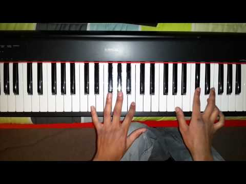 Alicia Keys - We Are Here piano cover