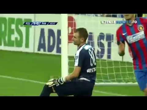 Steaua FCSB - Pandurii Tg. Jiu | 2-0 | Gol Chipciu | 20.05.2015 | HD