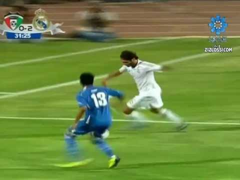 Kuwait vs Real Madrid 0-2 16/5/2012