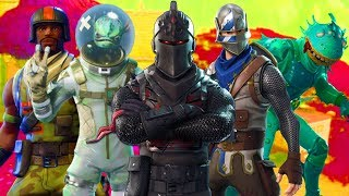 10 RAREST SKINS IN FORTNITE BATTLE ROYALE : IF YOU HAVE THESE YOUR ACCOUNT IS SO VALUABLE!