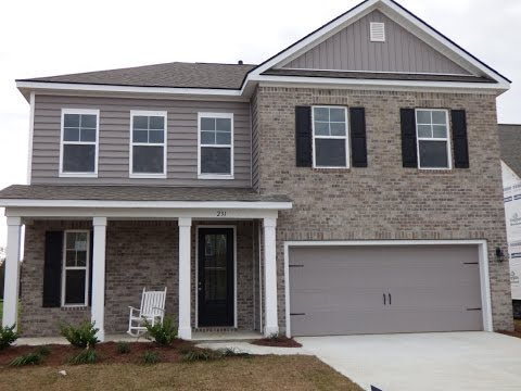 New DR Horton Home at Cypress Ridge in Bluffton SC With Five Bedrooms