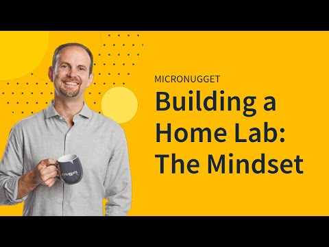 Building a Home Lab: The Mindset