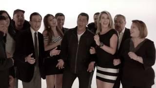 Así llegó la Navidad a Globovisión
