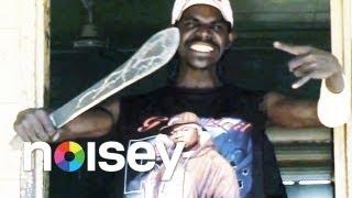 Heavy Metal Gangs of Wadeye - Music World -  Episode 3 Part 2/2