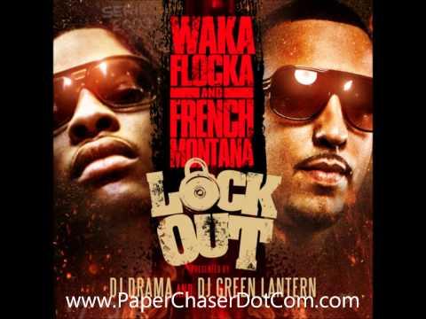 French Montana & Waka Flocka Ft Chinx Drugz - I Want It [New/CDQ/Dirty]