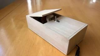 Useless Machine - Arduino