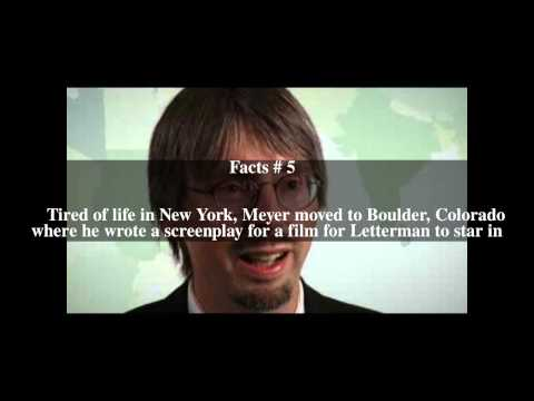 George Meyer Top # 9 Facts