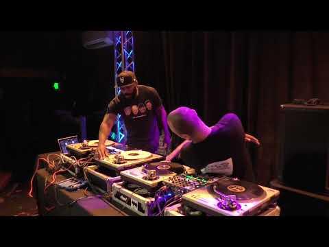 Mista Sinista & Rob Swift (X-Ecutioners) at Nectar Lounge