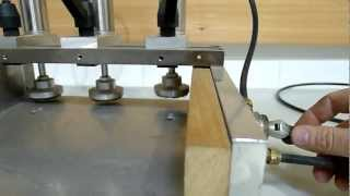 Ritter Pneumatic Tenon & Coping Sled/jig Sold