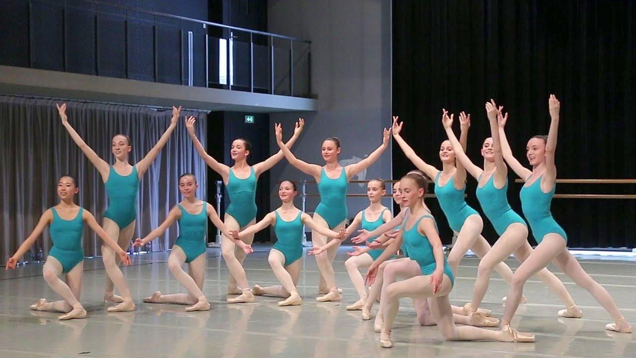 Souvent Classe de danse classique filles 14-15 ans - Pointes, pirouettes  LD66