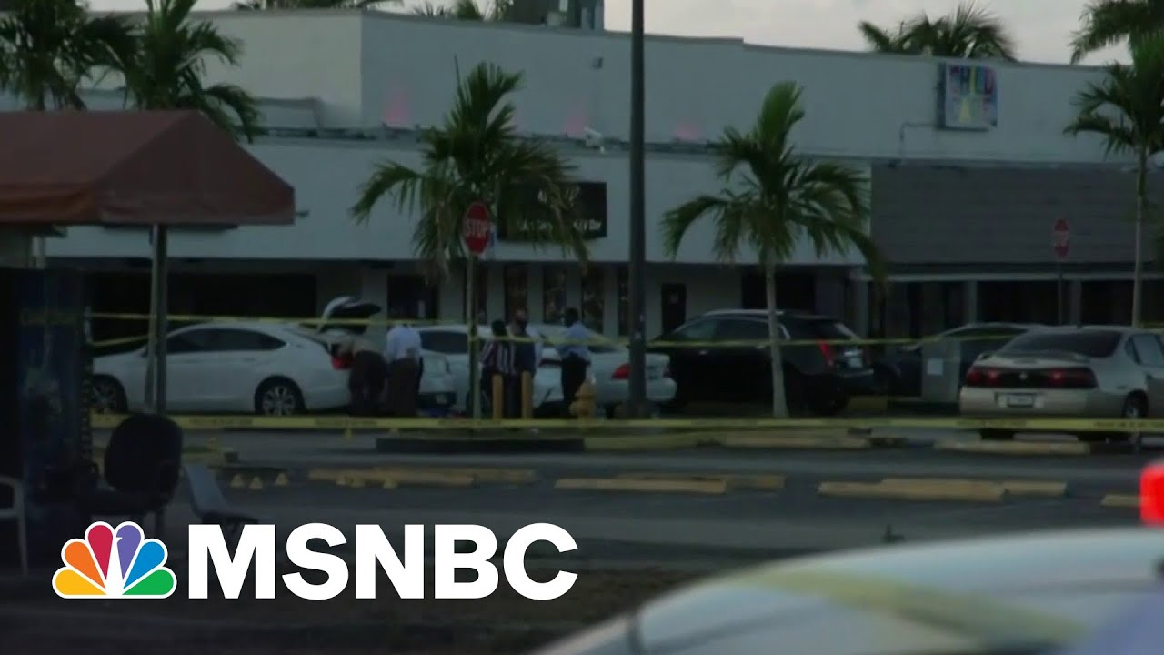 Two dead and over 20 injured in Miami mass shooting, police say