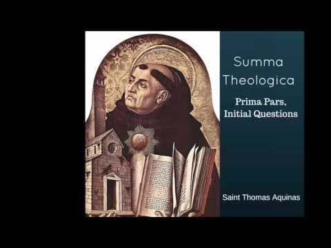 Summa Theologica, Prima Pars, Initial Questions - How God is Known by Us