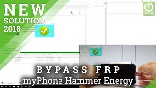Necessary tools:https://www.hardreset.info/devices/myphone/myphone-hammer-energy/faq/bypass-google-verification/the newest method of unlocking factory reset ...