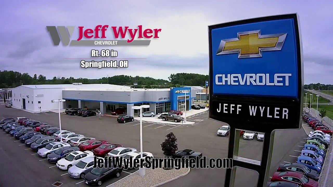 Jeff Wyler Springfield >> Jeff Wyler Springfield Chevrolet April 2016 Specials