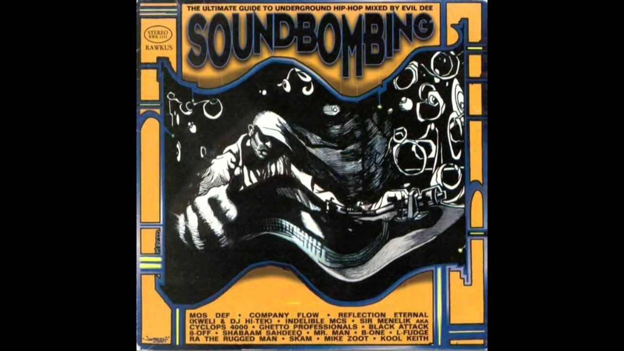 Various - Soundbombing