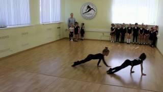 Видео-урок (май 2016г.) - филиал Заречный, группа 4-6 лет