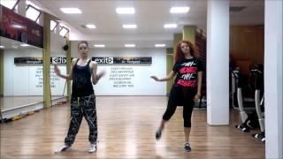 Zumba®  fitness | Sia Cheap thrills