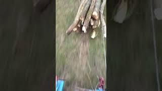 видео Самодельный трактор переломка 4+4 своими руками с двигателем от Оки