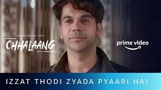 Izzat Thodi Zyada Pyaari Hai | Chhalaang | Rajkummar Rao, Nushrratt Bharuccha | Amazon Prime Video