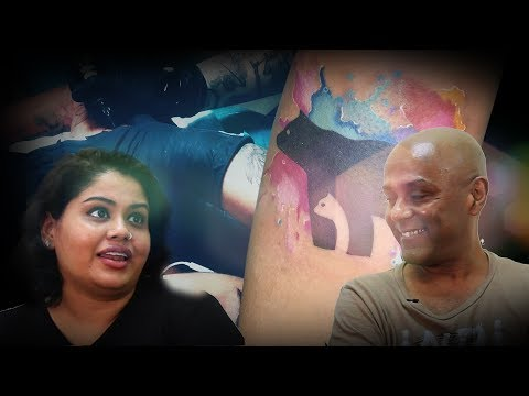 FATHER AND DAUGHTER GET TATTOOS TOGETHER FOR FATHER'S DAY