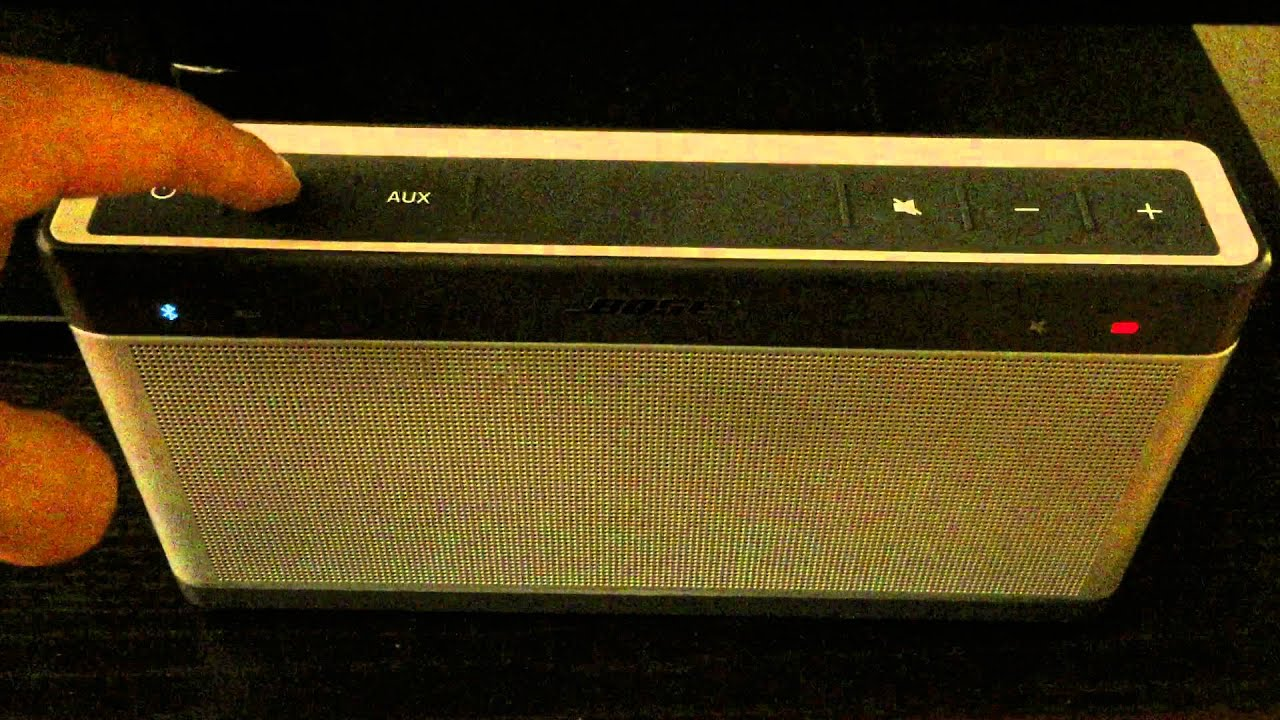 Broken Bose Speaker - DHGATE Dispute