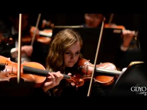 Greater Dallas Youth Orchestra 2015 Promo for Dallas Opera