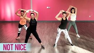 PARTYNEXTDOOR - Not Nice (Dance Fitness with Jessica)