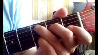 ДДТ - Ты не один (Аккорды на гитаре)