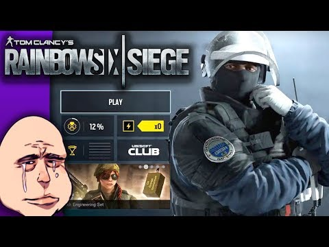[Criken] Tom Clancy's Rainbow Six Siege : The Not Good Very Bad Terrible Squad