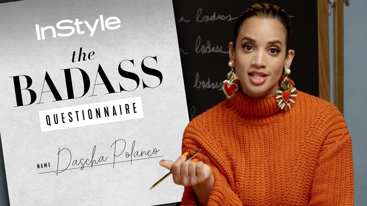 Dascha Polanco on Crystals, Vicks VapoRub, Body Positivity and Her Favorite Emoji   InStyle