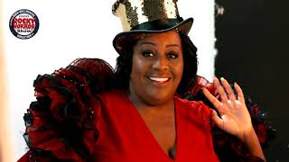 Alison Hammond gets ready for The Rocky Horror Show - THE ALEXANDRA, BIRMINGHAM