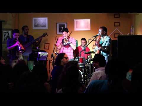 KARIBU - Angra (ao vivo na CASA DE NOCA)