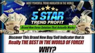 5 Star Trend Profit Indicator | AMAZING 5 Star Trend Profit Indicator