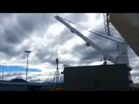 Revolver Ships crane