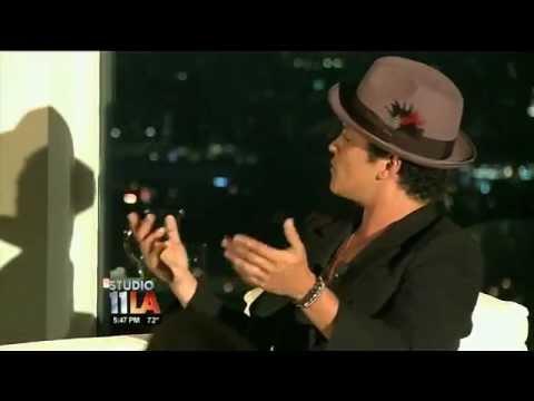 Bruno Mars interviews Quincy Jones