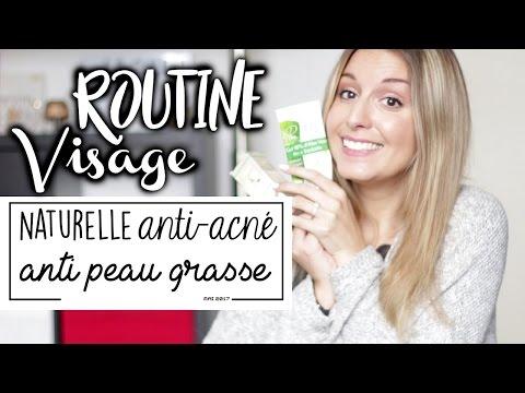 Routine Soin Visage Naturelle & Bio ● Anti-acné, anti peau grasse ● Agathe Diary
