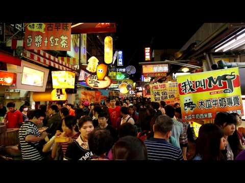 Taichung Nightlife