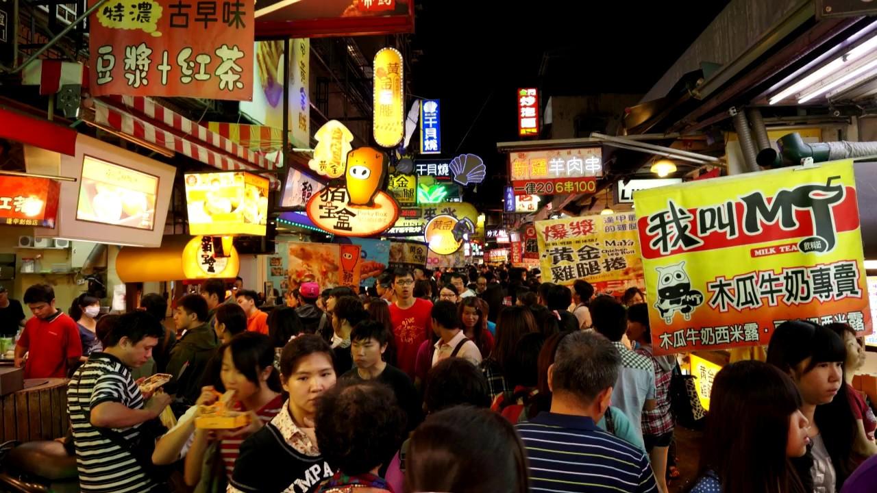 Teen girls in Taichung