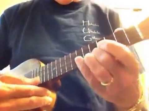 The Star Spangled Banner Ukulele Solo Youtube