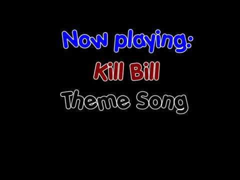 Wu Tang Clan - Kill Bill Theme