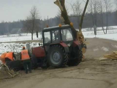 Мульчер навесной для тракторов МТЗ, John Deer