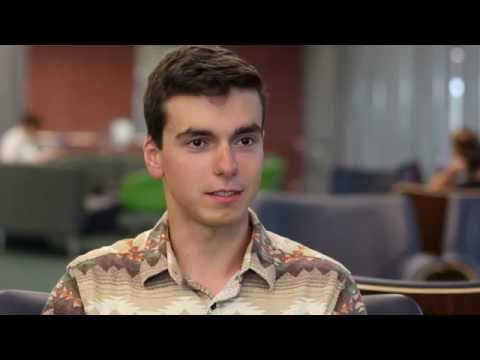 Meet a Computer Engineering Major: Christopher Dusovic