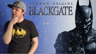 обзор Batman Arkham Origins: Blackgate