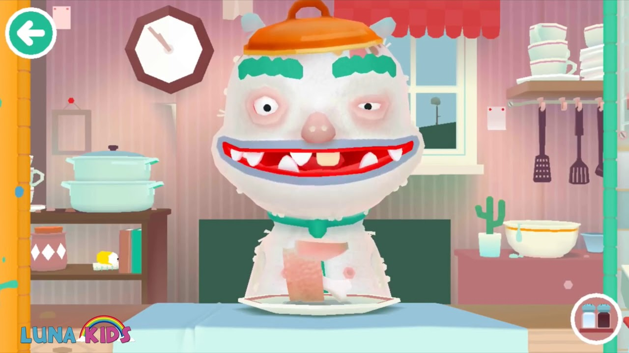 Toca Kitchen 2 – Apps on Google Play