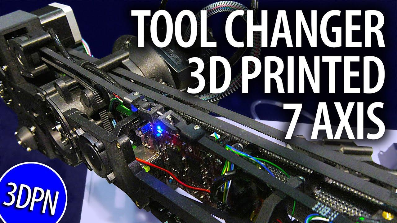 Free Floating Robotic Arm Dynamics - YouTube