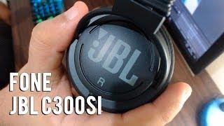 Testando o fone Fone JBL C300SI (UNBOXING E PRIMEIRAS IMPRESSÕES)