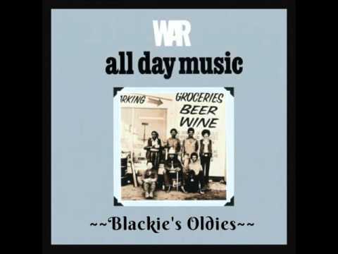 All Day Music  ~  War