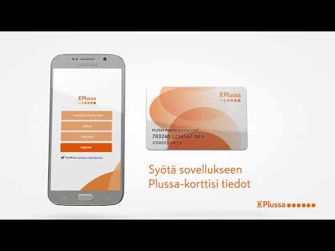 K-Plussa-mobiilikortti – Google Play ‑sovellukset