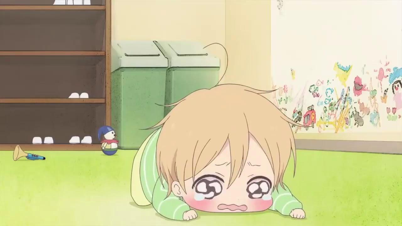 Download Gakuen Babysitters Takuma and Kazuma Cute Moments!